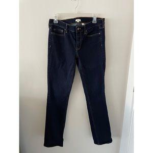 🌿 J.Crew Dark Blue Denim Stretch Jeans